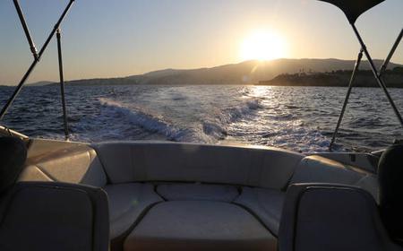 Palma de Mallorca Urban Bike Tour and Sunset Boat Trip