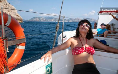 Northern Mallorca: Full-Day Robinson Boat Tour & Lunch