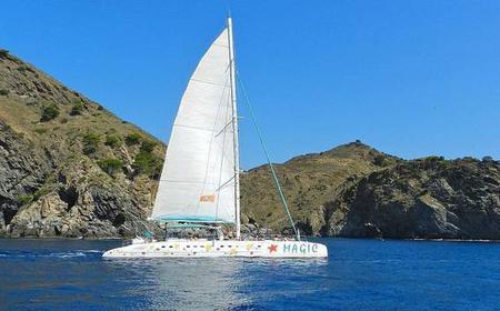 Mallorca: Catamaran Day Trip to Es Trenc Beach