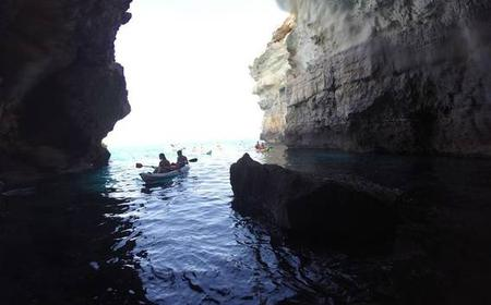 Mallorca Sea Caves: Stand Up Paddle Board or Kayak Tour