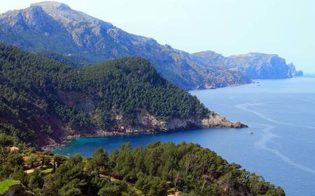 Mallorca: Full-Day Sky to Sea Adventure Tour