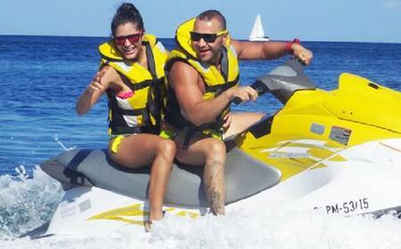 Mallorca: 1.5-Hour Jet Ski Safari to Formentor