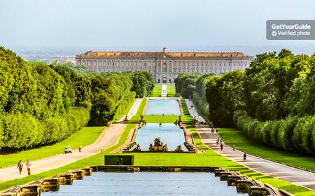 Royal Palace of Caserta Entrance Ticket