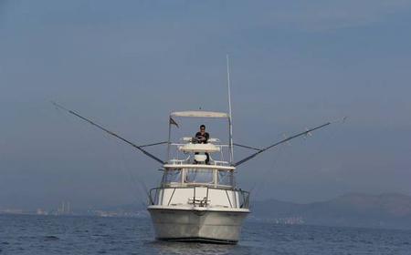 Half-Day Fishing In Mallorca