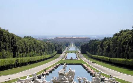 Campania: Royal Palace of Caserta Guided Tour