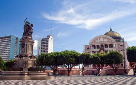Manaus City Tour of the Opera House, Indian Museum & More