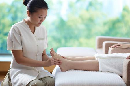 Put Up Your Feet: A Foot Massage Including Hotel Pickup in Beijing