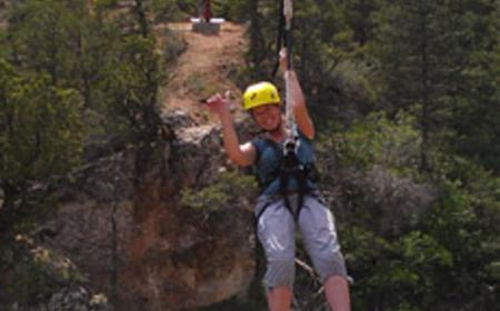 Manitou Springs Zipline Adventure - the Real Deal