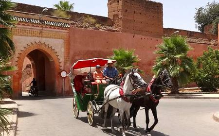 Marrakech: Private Horse-Drawn Carriage Ride