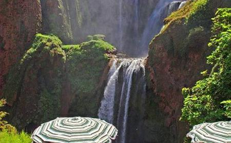 From Marrakech: Ouzoud Falls Private Day Trip