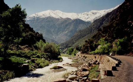 From Marrakech: Full-Day Ourika Valley Tour