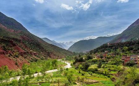 Full-Day Trip to the Ourika Valley from Marrakech