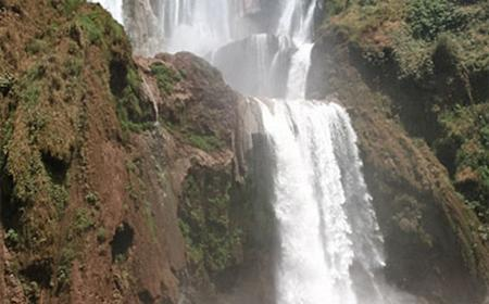 Ouzoud Waterfalls Full-Day Group Excursion