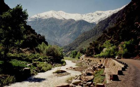 From Marrakech: Day Trip to Ourika Valley