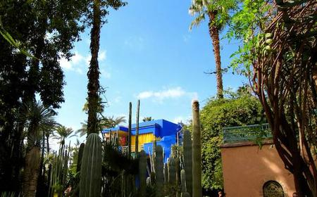 Green oases in Marrakech: Private Day Tour