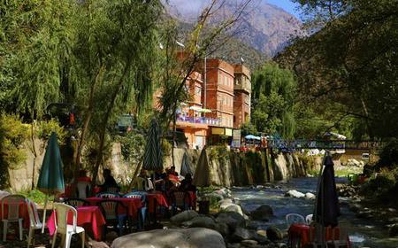 Marrakech: Private 1-Day Trip to the Ourika Valley