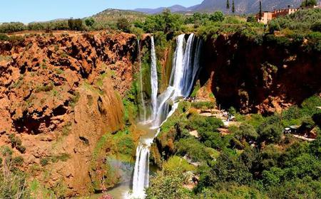 Marrakech: Full-Day Tour to Ouzoud Falls