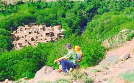 From Marrakesh: 1-Day Atlas Mountains Trek