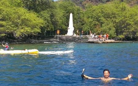Kealakekua Bay Snorkel & Coastal Adventure