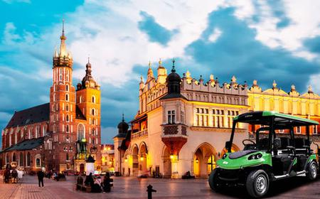 Krakow City Tour by Golf Cart - Audio Guide in English
