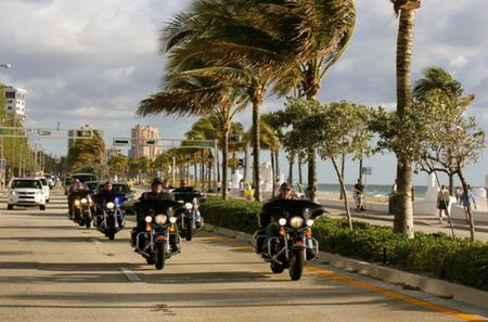 Harley-Davidson Rental in Miami
