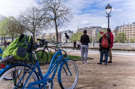Basque by Bike Small Group Cycle Tour in San Sebastián