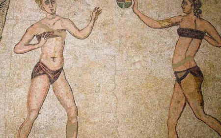 Sicily: Piazza Armerina & Venus of Morgantina Day Tour