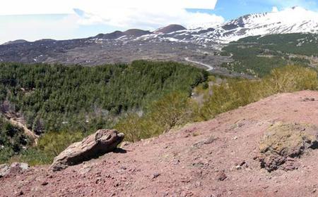 Mt. Etna Half-Day Geotrek and Virtual Flight