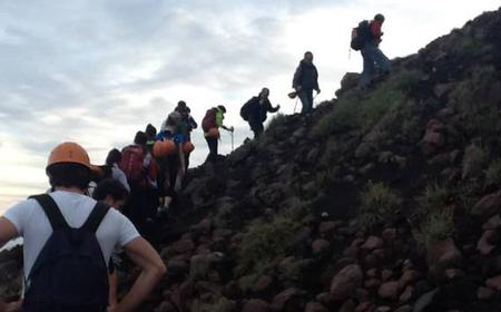Mount Etna Trekking Tour from Catania