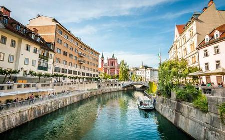 The Sights of Ljubljana & Boat Cruise