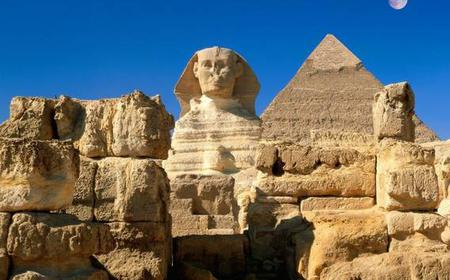 Private Pyramids & Alexandria Overnight Tour Of Cairo