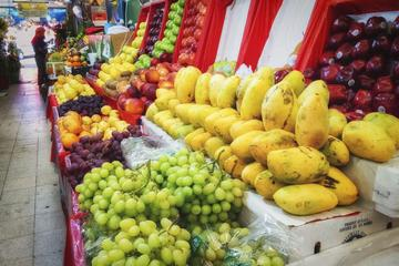 Small-Group Markets Tour in Mexico City