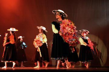 Jacchigua Show in Quito