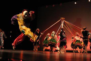 Jacchigua Performance Including Transportation from Quito