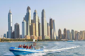 Boat Tour on the Persian Gulf from Dubai