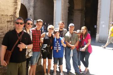 Skip the Line: Colosseum Full Family Tour