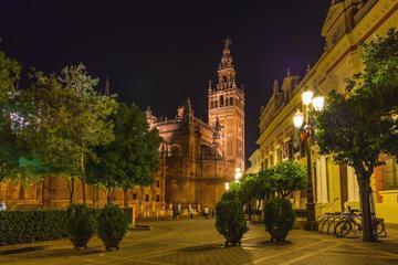 Santa Cruz Evening Walking Tour in Seville Including Tapas and Drinks