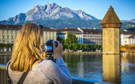 Lucerne: 3-Hour Essential Photography Tour