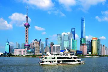 Best of Shanghai Day Tour: Yu Garden and Shanghai Museum