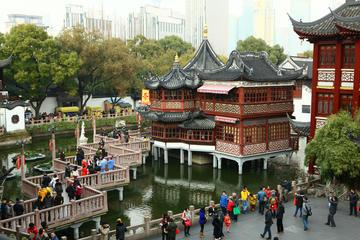 Shanghai Half-Day Sightseeing Tour