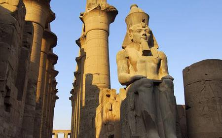 2-Day Tour of Luxor and Cairo from Alexandria