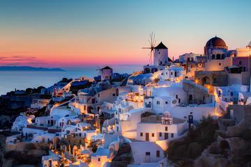 Santorini Full Day Sightseeing Tour