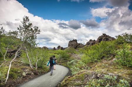 Lake Myvatn Classic Tour from Akureyri