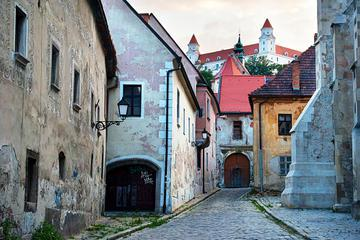 Bratislava City Highlights Walking Tour