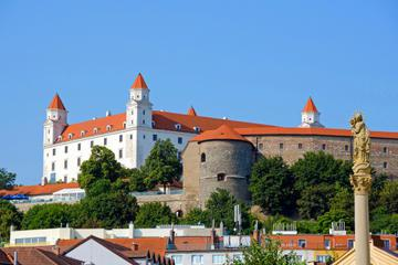 Private Tour: Bratislava City Tour with Optional Devin Castle Visit