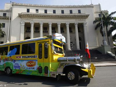 Intramuros Heritage Tour and Cultural Dinner Show with Jeepney Ride Experience