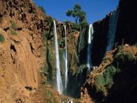 Magic Ouzoud Falls