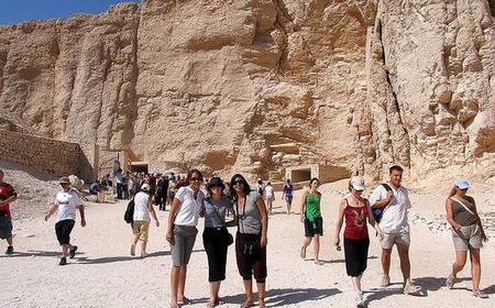 From Marsa Alam: 2-Day Tour of Cairo and Luxor by Plane