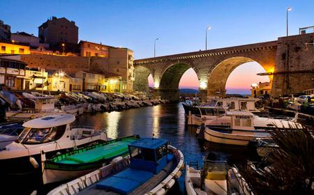 Marseille: Half-Day Sightseeing Tour