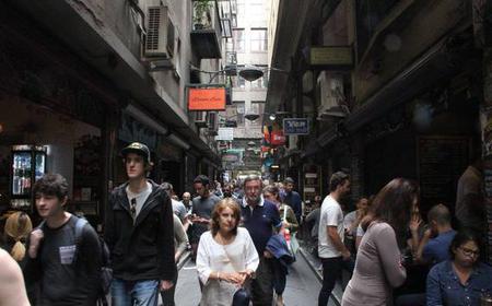 Melbourne Cultural Highlights City Walk